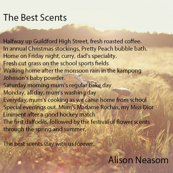 The Best Scents Alison Neasom